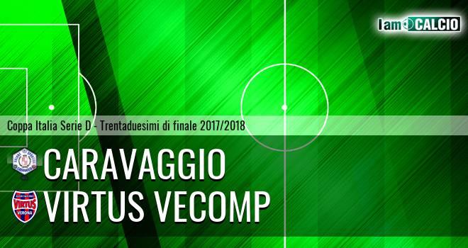 Caravaggio - Virtus Vecomp