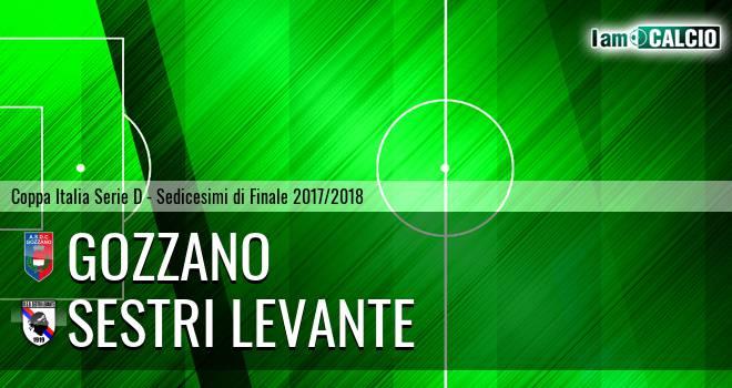 Gozzano - Sestri Levante