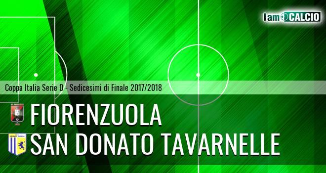 Fiorenzuola - San Donato Tavarnelle