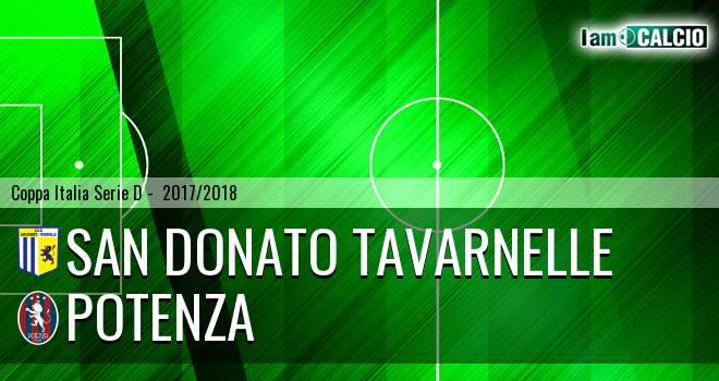 San Donato Tavarnelle - Potenza