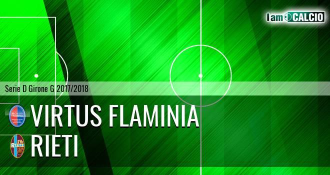 Flaminia - Rieti