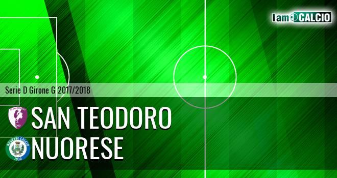 San Teodoro - Nuorese