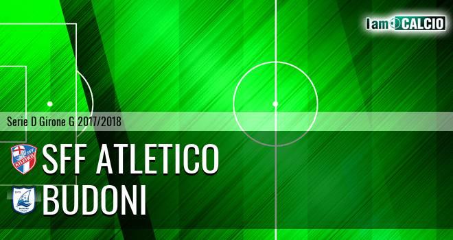 Atletico Terme Fiuggi - Budoni
