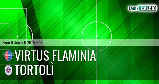 Flaminia - Tortolì