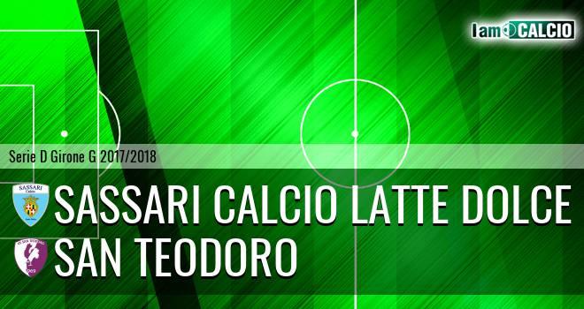 Sassari Latte Dolce - San Teodoro