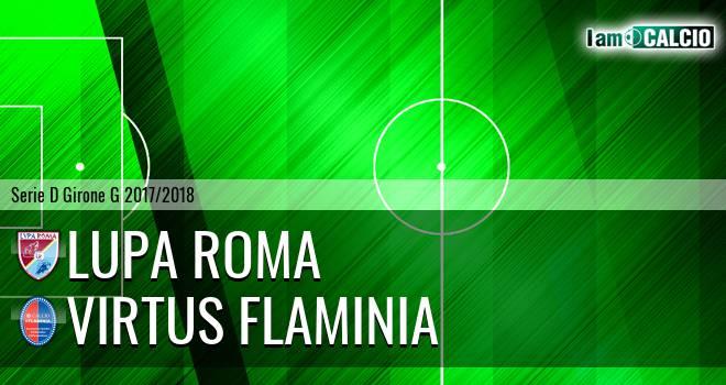 Lupa Roma - Flaminia