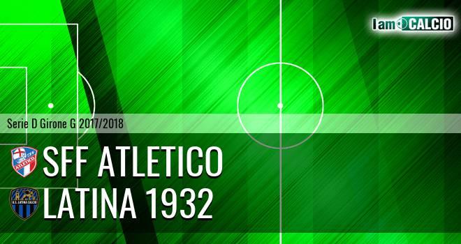 Atletico Terme Fiuggi - Latina