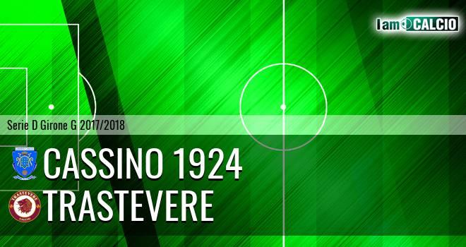 Cassino - Trastevere