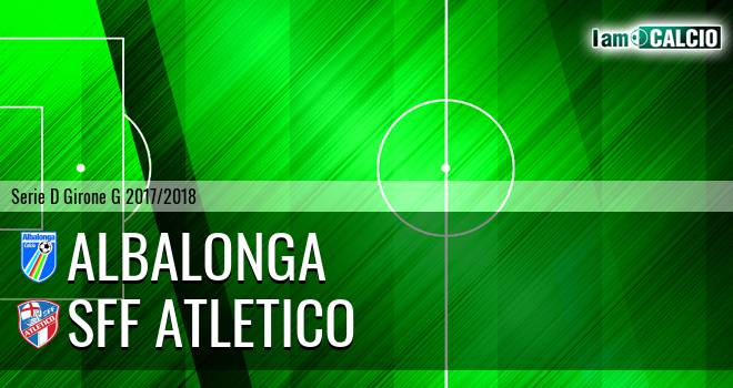 Albalonga - Atletico Terme Fiuggi