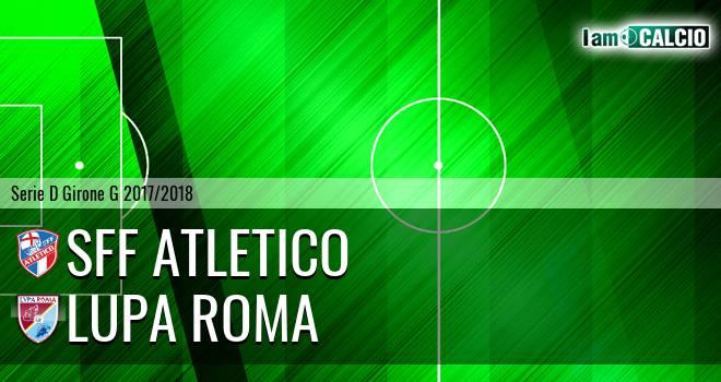 Atletico Terme Fiuggi - Lupa Roma