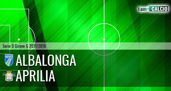 Albalonga - Aprilia