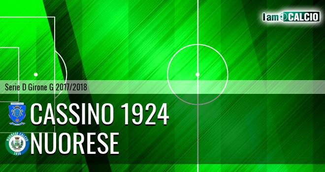Cassino - Nuorese