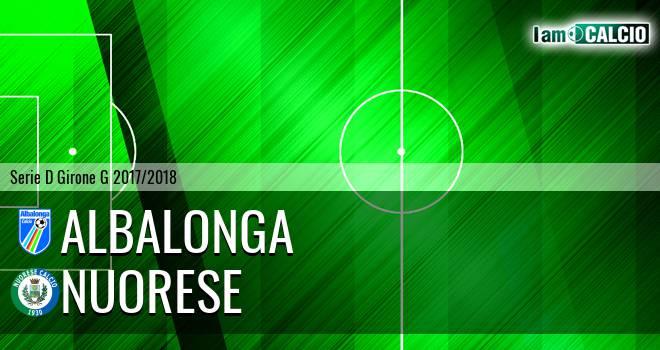 Albalonga - Nuorese