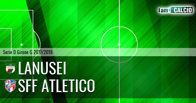 Lanusei - Atletico Terme Fiuggi