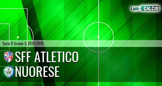 Atletico Terme Fiuggi - Nuorese