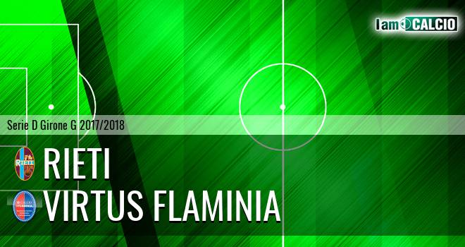 Rieti - Flaminia