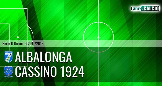 Albalonga - Cassino