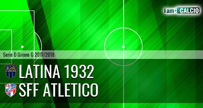 Latina - Atletico Terme Fiuggi