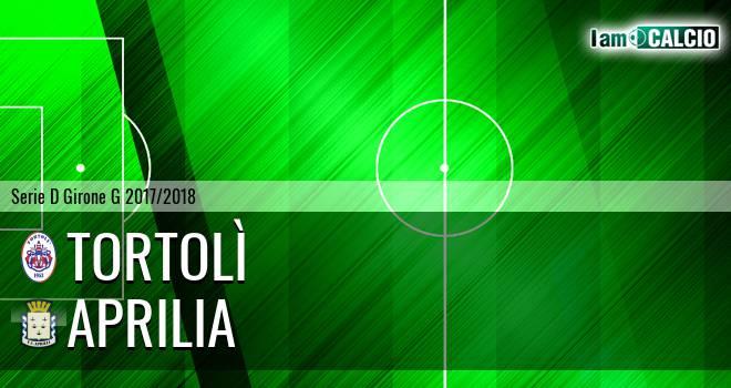 Tortolì - Aprilia