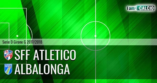 Atletico Terme Fiuggi - Albalonga