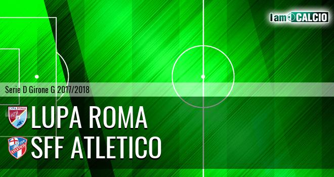 Lupa Roma - Atletico Terme Fiuggi