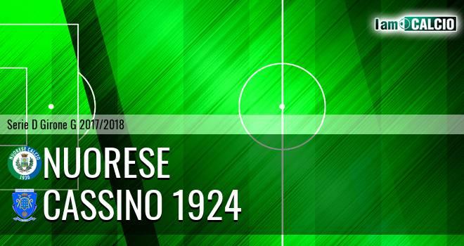 Nuorese - Cassino