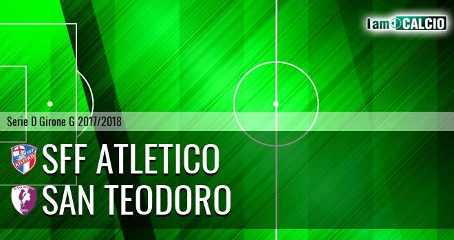 Atletico Terme Fiuggi - San Teodoro