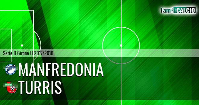 Manfredonia Calcio 1932 - Turris