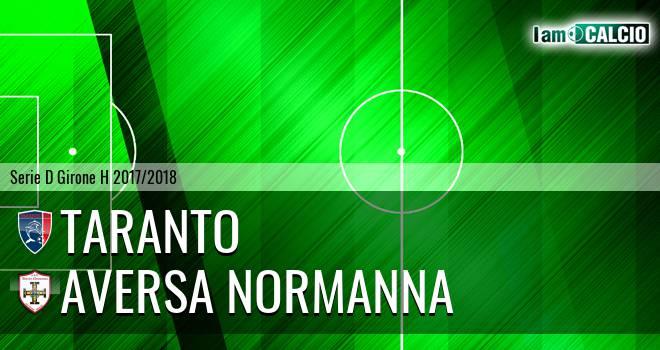 Taranto - Aversa Normanna