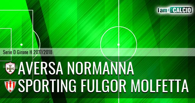 Aversa Normanna - Sporting Fulgor Molfetta