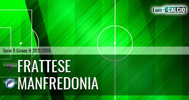 Frattese - Manfredonia Calcio 1932
