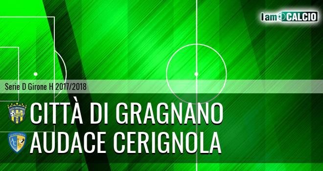 Città di Gragnano - Audace Cerignola