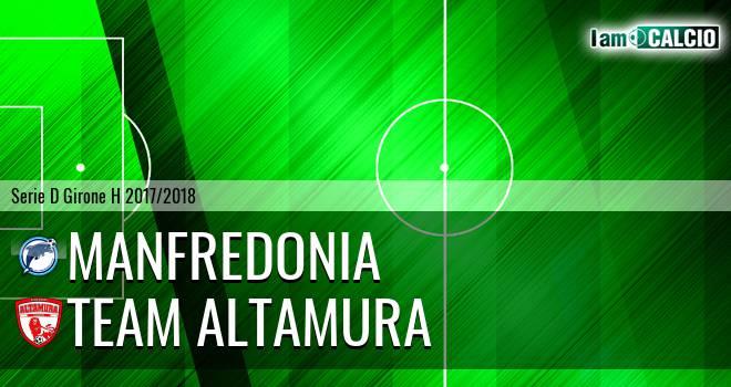 Manfredonia Calcio 1932 - Team Altamura