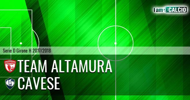 Team Altamura - Cavese