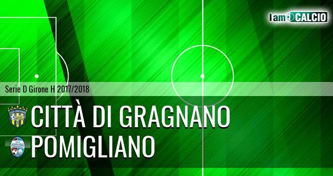 Città di Gragnano - Pomigliano