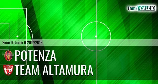 Potenza - Team Altamura