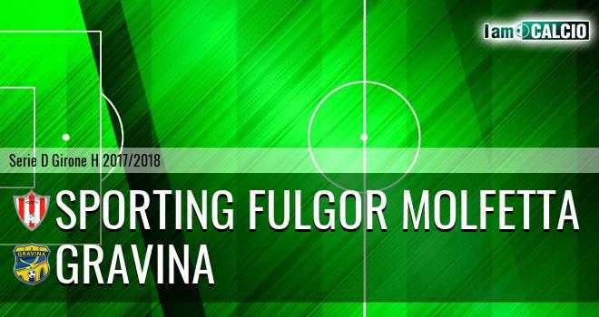 Sporting Fulgor Molfetta - Gravina