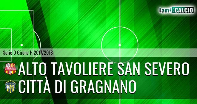 Alto Tavoliere San Severo - Città di Gragnano