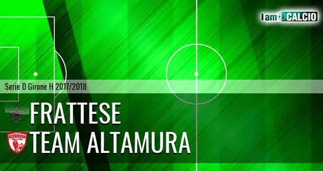 Frattese - Team Altamura