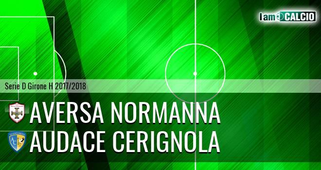 Aversa Normanna - Audace Cerignola