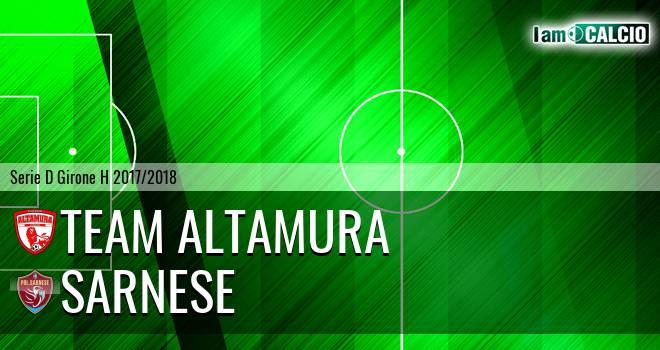 Team Altamura - Sarnese
