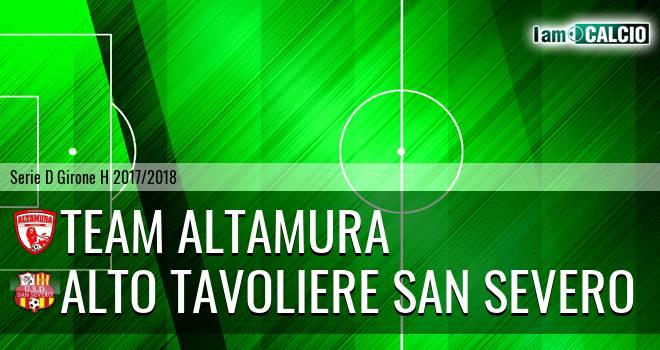 Team Altamura - Alto Tavoliere San Severo