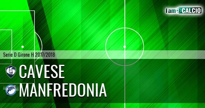 Cavese - Manfredonia Calcio 1932