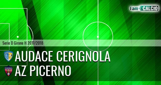 Audace Cerignola - AZ Picerno