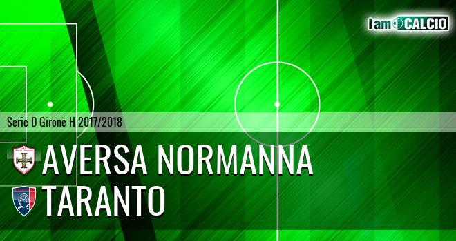 Aversa Normanna - Taranto