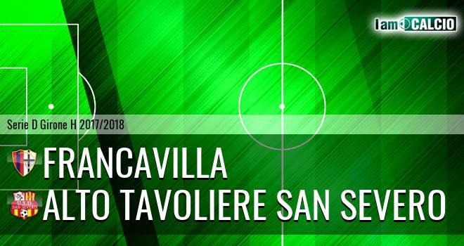 Francavilla - Alto Tavoliere San Severo