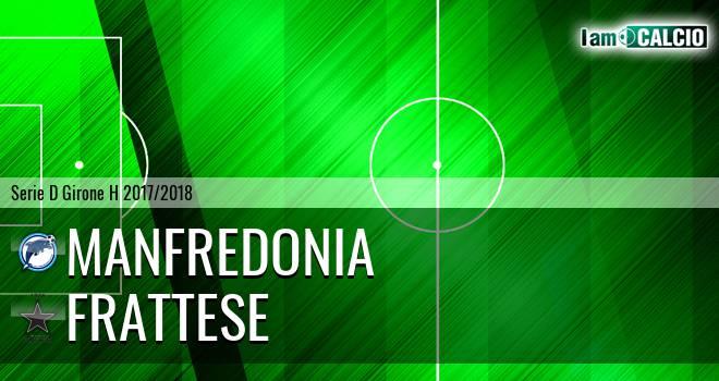 Manfredonia - Frattese