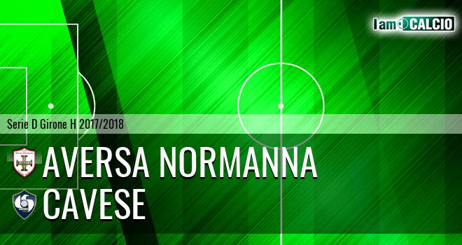 Aversa Normanna - Cavese