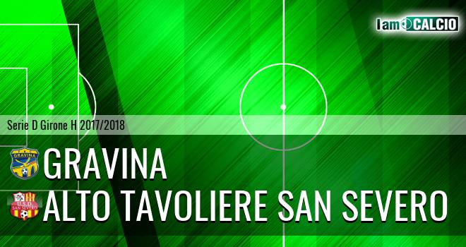 Gravina - Alto Tavoliere San Severo