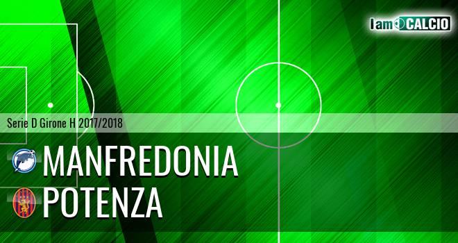 Manfredonia Calcio 1932 - Potenza